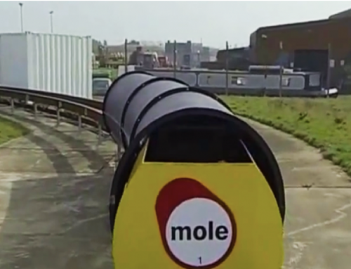 Mole Solutions – Providing Freight Transport Systems For the 21st Century